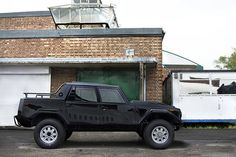 Lamborghini LM 002 - LGMSports.com
