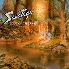 © GARY SMITH  Savatage - Edge of Thorns (1993)