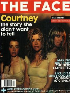 """Weighing her own influence as a musician against that of being an actor, Courtney Love admitted that there was a more """"… bourgeois respectability to acting… but Meryl Streep doesn't know the sublime pleasure of standing in front of 10,000 people and making them do whatever you want."""" (The Face; Nov. 1998; p.96)"""