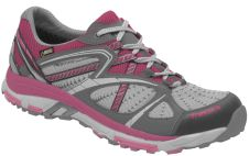 TrekSta Evolution 161 GTX #vegan #hiking shoe. Gore-Tex upper + IceLock™/HyperGrip® sole.  See more vegan hiking shoes here: http://www.veganoutdooradventures.com/vegan-hiking-shoes/