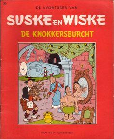 Suske En Wiske De Knokkersburcht