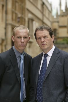 Inspector Lewis - I ♥ Masterpiece Mystery!