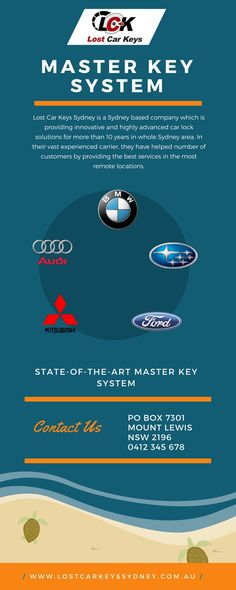 Lost Car Keys Sydney is a Sydney based company which is providing innovative and highly advanced car lock solutions for more than 10 years in whole Sydney area. In their vast experienced carrier, they have helped number of customers by providing the best services in the most remote locations.
