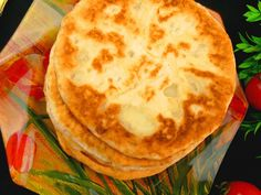 Fried potato pies: extremely simple and delicious. Potato Pie, Fried Potatoes, I Foods, Fries, Archive, Pizza, Bread, Breakfast, Ethnic Recipes