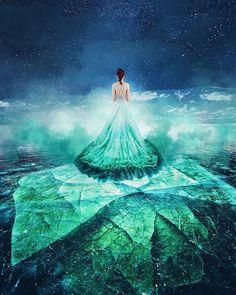 Kristina Makeeva의 꿈같은 사진 시리즈 - 큐래빗