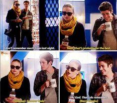The Flash - Barry and Caitlin #1x12 #CrazyForYou #Snowbarry SO CUTE SDFGH OTP: