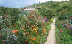 """38 Gorgeous Gardens in Bloom -  """"We visited Giverny on our own with a rental car on our way to Normandy. Monet's home and gardens are beautiful and very inspiring. The little town of Giverny is old and still looks that way—it's very nice to stroll through.""""  (Courtesy wylene/myBudgetTravel)"""