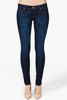 Frankie B. Iron Prepster Skinny Jeans