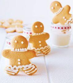 ¡Aprende a preparar las típicas galletas Navideñas!