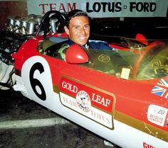 Jim Clark, 1968
