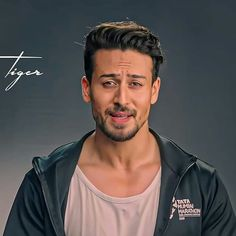 Famous Indian Actors, Indian Celebrities, Tiger Shroff Body, New Movie Song, Yang Yang Actor, Tiger Love, Formal Men Outfit, Photo Poses For Boy, Portrait Photography Men