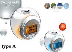 Nature Sounds Alarm Clock