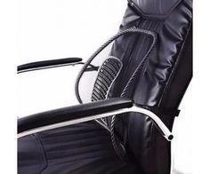 Derék és háttámasz irodai székbe, autó ülésbe - jól megtámasztja a hátat és egyben kényelmes ülést biztosít Massage Chair
