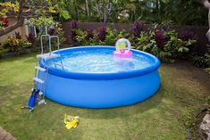 Best Conseils Piscine Gonflable Tubulaire Images On Pinterest - Piscine intex aspect bois