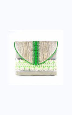 Cabana Clutch Bag - SilkFred