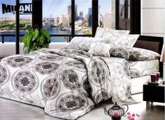 Milano obliečky Bavlnený satén 24, 140x200, 70x80cm Comforters, Bedding, Blanket, Home, Creature Comforts, Blankets, Bed Linen, Ad Home, Homes