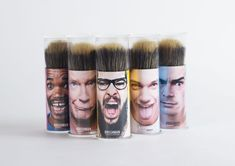 Brushman shaving brushes, via Azerbaijan.