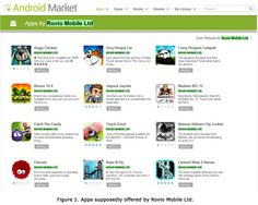 Trending Scams Seen in the Android Market - Feb. 7, 2012