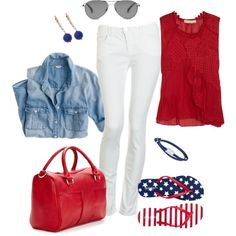 """American Girl #2"" by fun-to-wear on Polyvore"