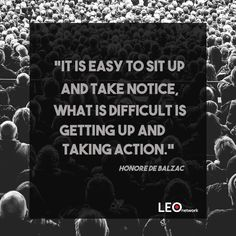 """It is easy to sit up and take notice, what is difficult is getting up and taking action. Sit Up, Learn English, Cute Wallpapers, Get Started, Action, How To Get, Learning, Easy, Movie Posters"