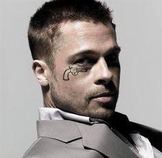 Brad Pitt by Inez & Vinoodh