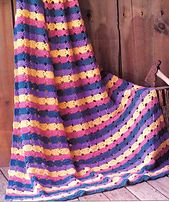 Ravelry: Bow Knot Afghan (Archived) pattern by Margret Willson