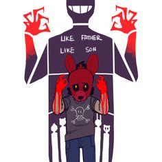 Fnaf Blog Fnaf 4, Anime Fnaf, Animatronic Fnaf, Fnaf Night Guards, Fnaf Wallpapers, Freddy 's, Fnaf Characters, Fnaf Drawings, Fanart