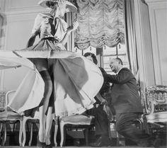 Christian Dior making adjustments