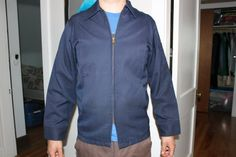 Men's Small Unitog Mechanics Jacket by MabelStMiscellany on Etsy, $25.00