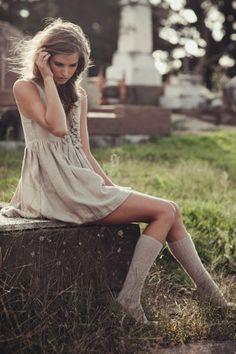 linen | Fashion Portrait Photography | ~F.