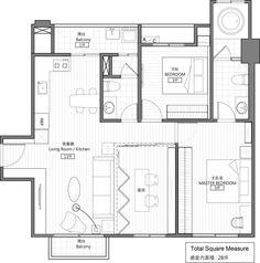 [好室設計] 位於高雄的28坪工業風單身公寓 - Marvel's Safehouse 30