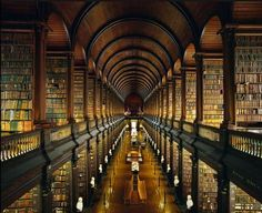 The Library of Trinity College is the largest research library in Ireland. The Dublin library contains about five million books, including 30,000 current serials and significant collections of manuscripts, maps and printed music.