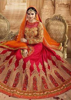 Ghagra Choli at Mirraw.com
