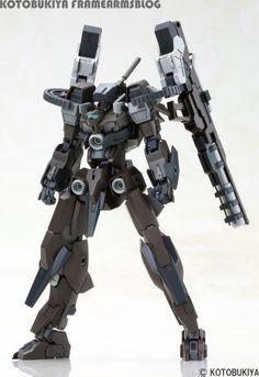 FAコンテストCOTWⅢ結果発表!~その1~の画像 | コトブキヤ フレームアームズ ブログ
