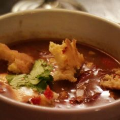 Chicken Tortilla Soup By Ree Drummond