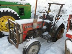 Massey Ferguson 240 tractor. Salvaged for used parts. Call 877-530-4430 or www.tractorpartsasap.com