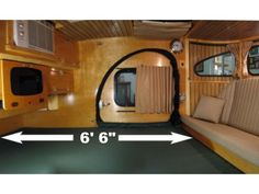 Camp-Inn Teardrop 560 Ultra