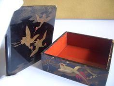 vintage small box