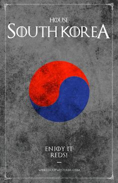 Game of Thrones #Southkorea