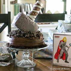 Shower of Roses: Marvel's Avengers :: Thor Birthday Party
