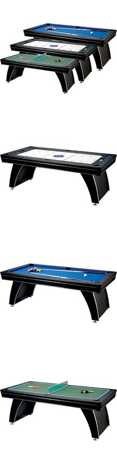 Tables 21213: Fat Cat Phoenix Mmxi 3-In-1 Game Table BUY IT NOW ONLY: $749.99