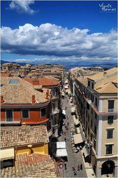 Spianada square - Corfu town