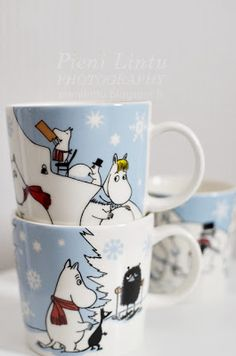 Winter mugs 2010 / 2011