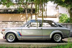 BMW 2002 Touring Turbo, the high holy grail of the New Class.