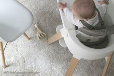 Diseño y funcionalidad para niños | Stokke steps | eames