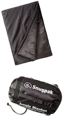 0423fa3672 Blankets and Liners 111261  Snugpak Jungle Blanket Survival Blanket  Polyester Black 64.0 Inches -  BUY IT NOW ONLY   43.35 on eBay!