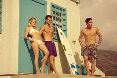Bather 2014 Resort - Swim trunks for men