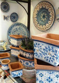L'Oasi Ceramiche - Local products - Capri, Italy