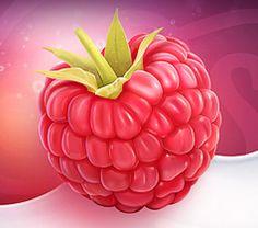 Raspberries by Mike