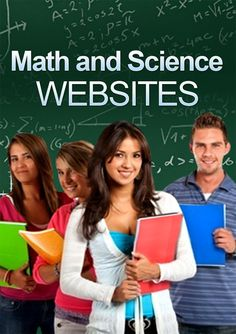 Free eBook: Math and Science Websites Science Websites, Science Lessons, Science Ideas, Science Activities, Teaching Chemistry, Teaching Math, Teaching Ideas, Elementary Science, Middle School Science